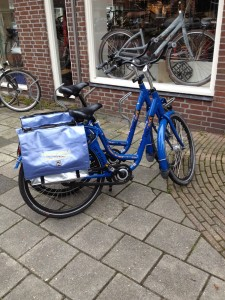 Huur fietsen